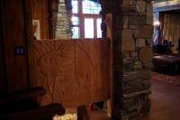 "Bar Doors ""Lake Trouts"""